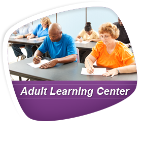 LearningExpress Library: Adult Learning Center-logo