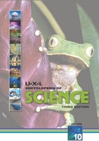 UXL Encyclopedia of Science-logo