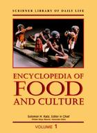 Encyclopedia of Food and Culture-logo