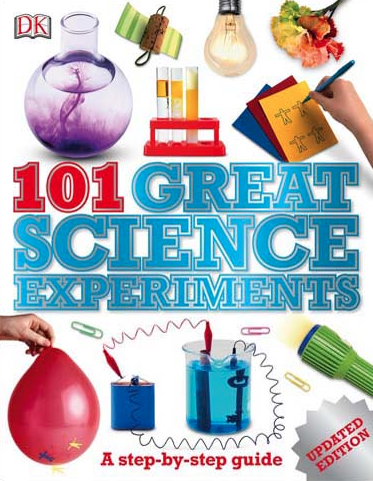 Gale - 101 Great Science Experiments:-logo