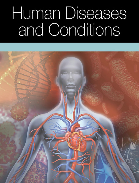 Human Diseases and Conditions, 3rd ed., 2017:-logo