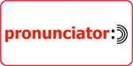 Pronunciator-logo