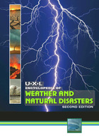 UXL Encyclopedia of Weather & Natural Disasters-logo