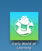 World Book Early World of Learning-logo